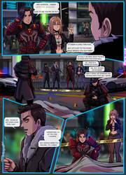 Shadowrun - Nine Tailed Fox - Page 23