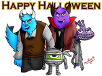 MU Halloween