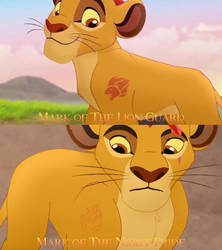 The Lion Guard: Kion's Marks
