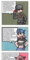 Pokemon- We have an evil plan, it's a great plan by Lieju