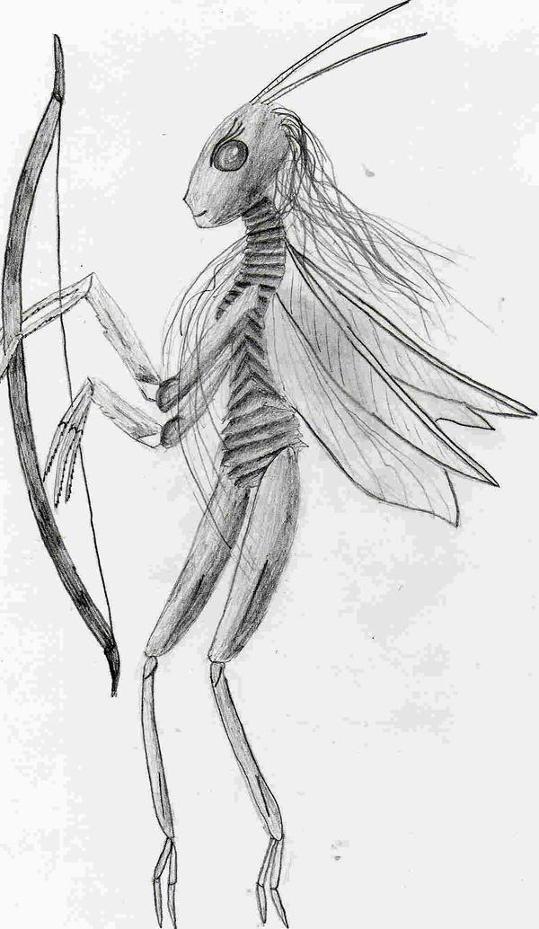 Evil fairy by Lieju on DeviantArt