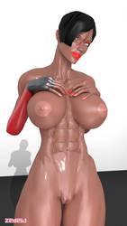 New Model by zedeki-arts