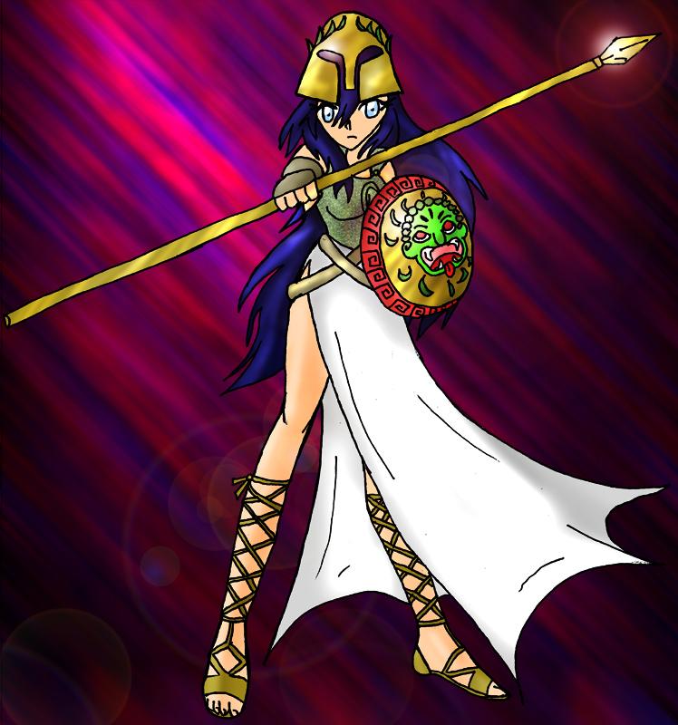 Athena Parthenos Athena Parthenos Picture