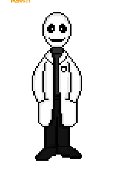 Doctor W.D.Gaster by Xlyphon