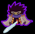 Dark Matter Swordsman Sprite