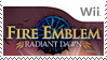Fire Emblem Radiant Dawn Stamp by XantoZ