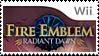Fire Emblem Radiant Dawn Stamp by XantoZ