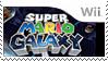 Super Mario Galaxy Stamp by XantoZ