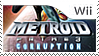 Metroid Prime 3 Stamp by XantoZ