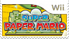 Super Paper Mario Stamp by XantoZ
