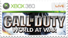 Call of Duty 5 Stamp Xbox 360 by XantoZ