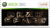 Dead Space Stamp Xbox 360 by XantoZ