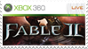Fable 2 Stamp Xbox 360 by XantoZ