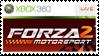 Forza 2 Stamp Xbox 360 by XantoZ