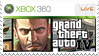 GTA 4 IV Stamp Xbox 360 by XantoZ
