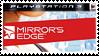Mirror's Edge Stamp PS3 by XantoZ