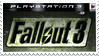 Fallout 3 Stamp PS3 by XantoZ