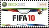 FIFA 10 Stamp Xbox 360 by XantoZ