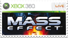 Mass Effect Stamp Xbox 360 by XantoZ