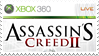 Assassin's Creed 2 Stamp 360 by XantoZ