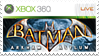 Batman Arkham Asylum Stamp 360 by XantoZ