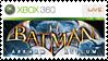 Batman Arkham Asylum Stamp 360 by XantoZ