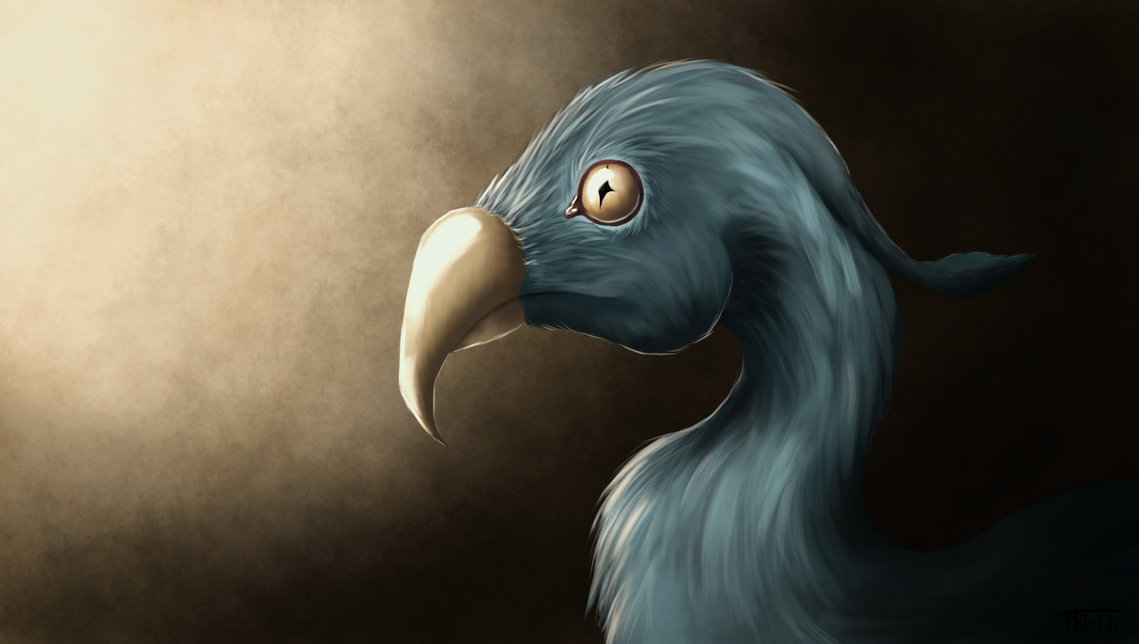 Hippogriff by trinemusen1