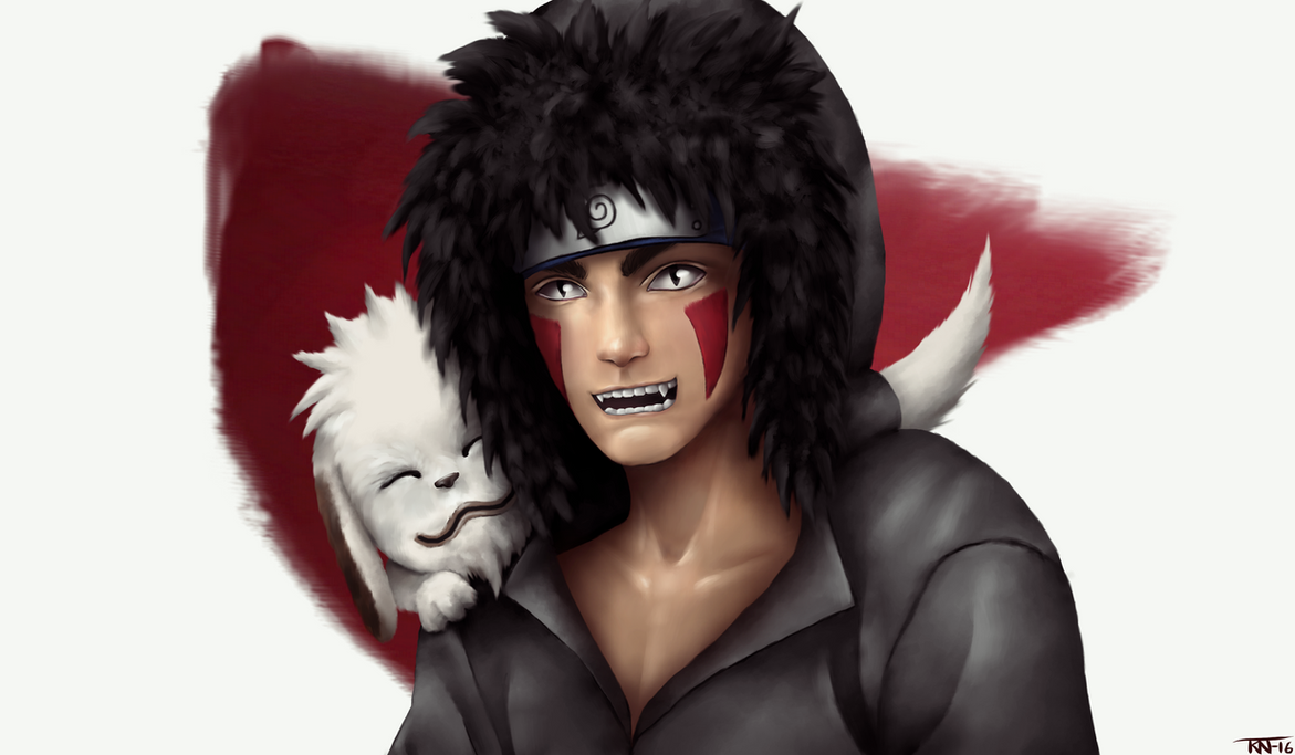 Kiba fan art by trinemusen1