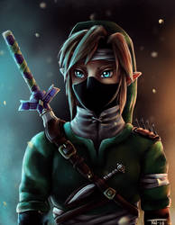 Ninja Link done