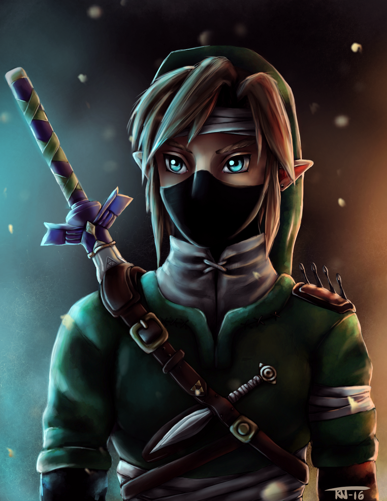 Ninja Link done by trinemusen1