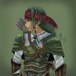 Valkyrie Profile 2: Silmeria - Rufus (colored)
