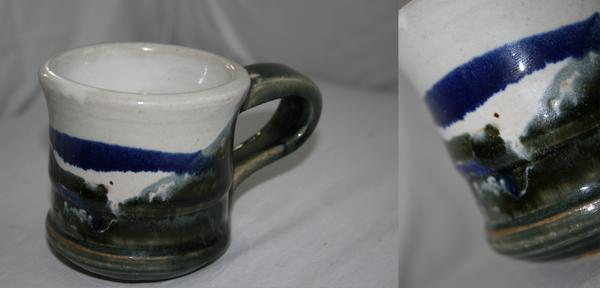 Pottery - Mug 2 by zervon