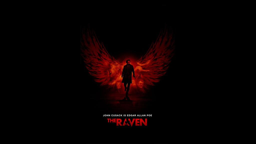 The Raven #1 Wallpaper by DraconicaLT