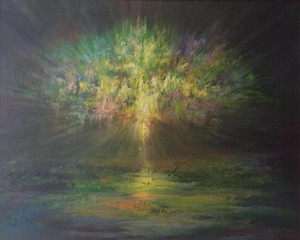 Dancer in light by fuyukikun