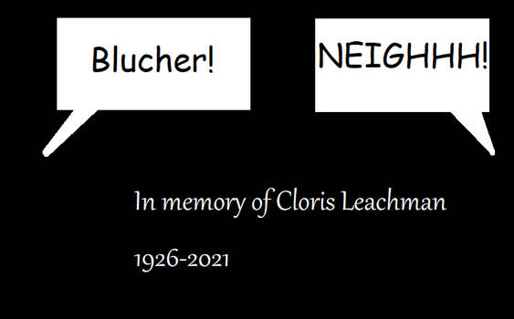 Cloris Leachman Tribute