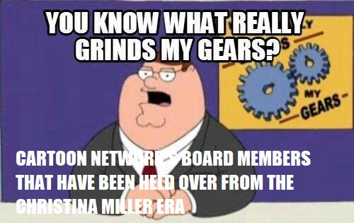 Miller-Era Board Members Grind My Gears