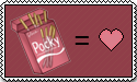 Pocky Lover. by chibmeister