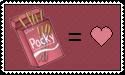 Pocky Lover. by chibmeister