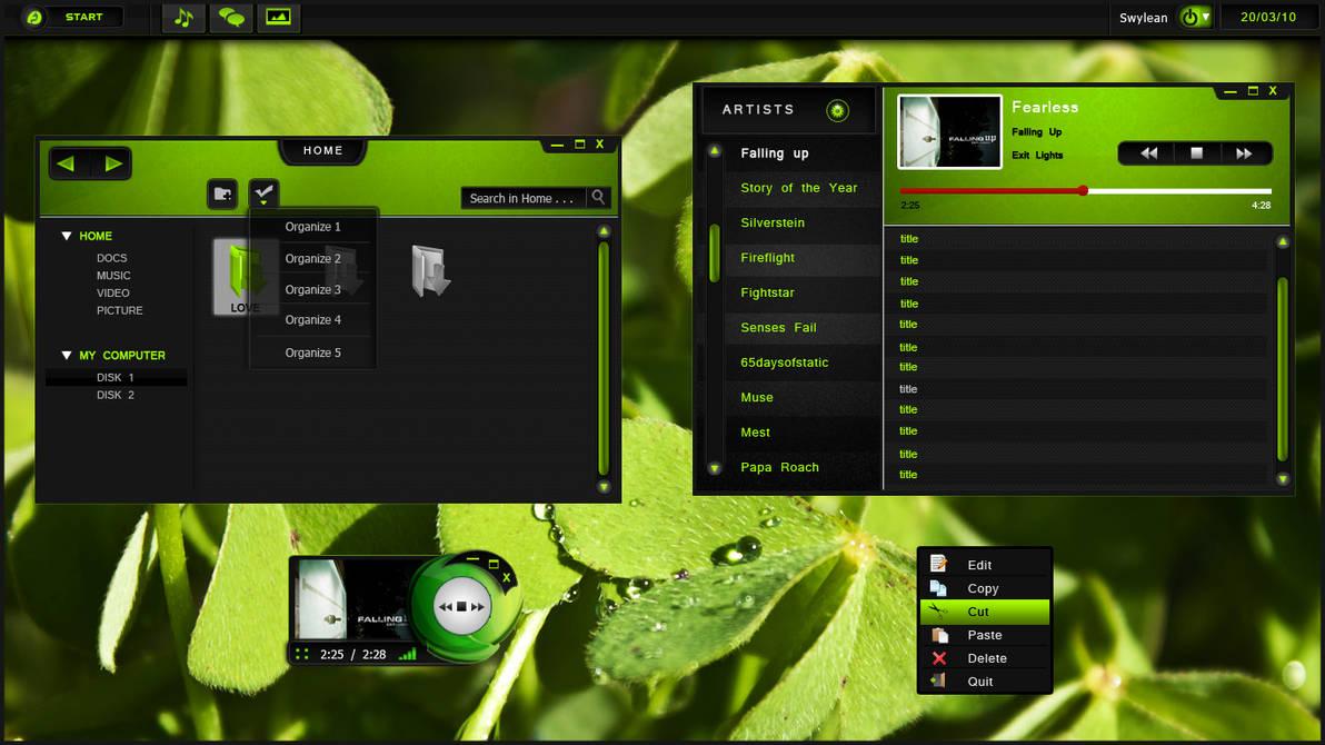 Web OS AD 2.0