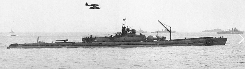I401 and its Aircraft