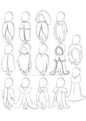 Prop Fur Coat Thumbnails