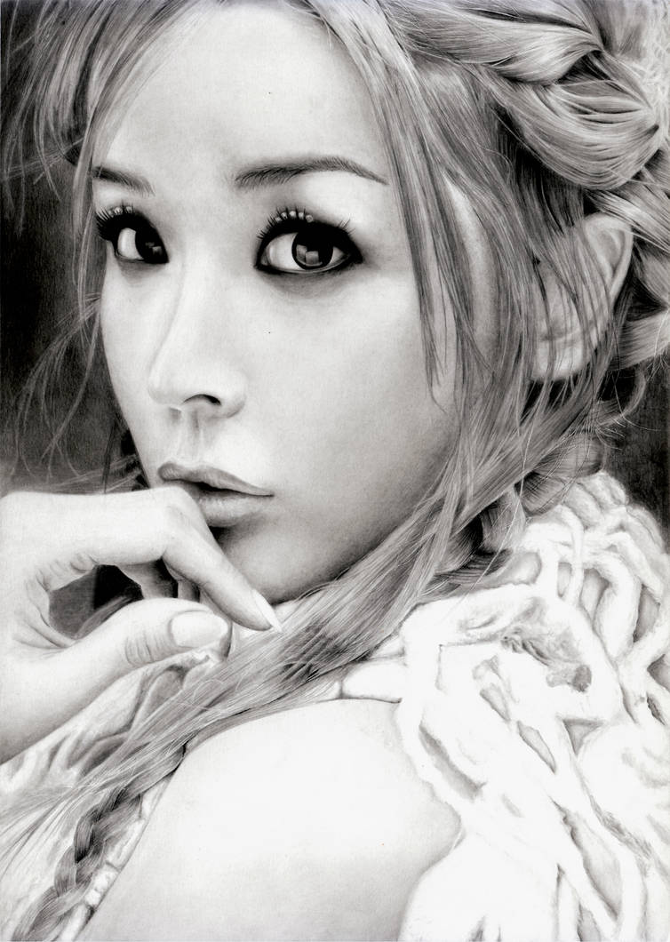 6th Portrait - Harisu