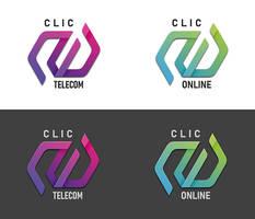 Experimental logo for my company