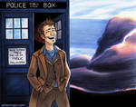 The Doctor - Doctor Who