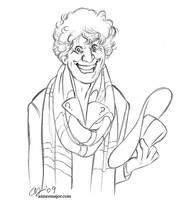 Fourth - Doctor Who by aimeekitty