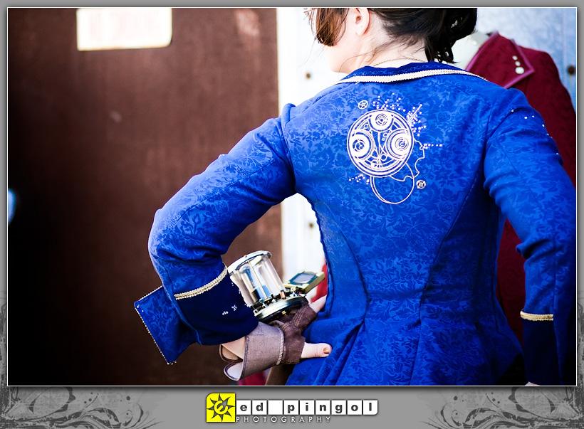 Gallifreyan Dr Who Steampunk by aimeekitty