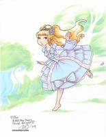 Cinderella Lolita by aimeekitty