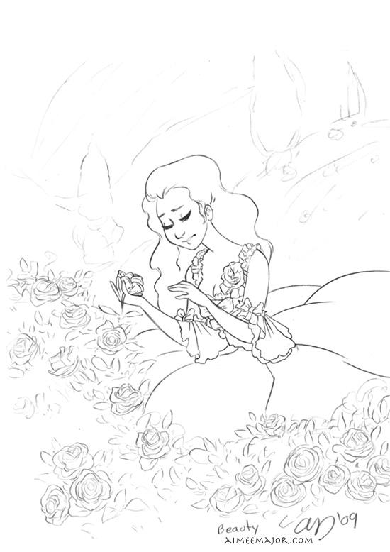 Beauty in Roses by aimeekitty