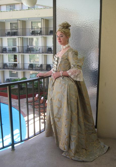 Madame de Pompadour by aimeekitty