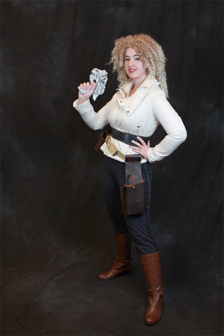 River Song - Doctor Who by aimeekitty on DeviantArt